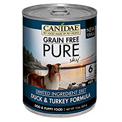 best dog food for boxers with sensitive stomachs