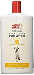 Best Odor Control Shampoo For German Shepherd